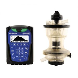 buy online iMilk 600 milk meter. Electronic milk meter to maximize the dairy herd profit.