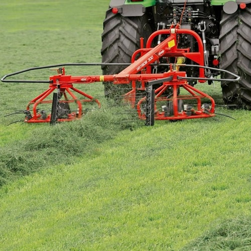 Buy online KUHN HAYBOB 360 Tedder, Agricultural machinery for spreading and tedding