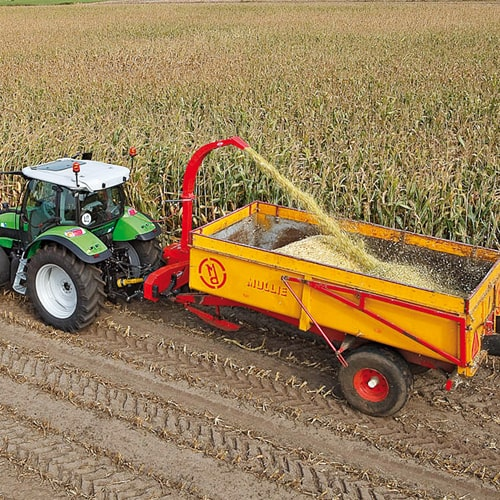 Buy online KUHN maize chopper MC 90S, Easy and faster maize chopper machinery
