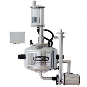 Buy online Interpuls Milk Receiver. Machine having tank to receive milk and store