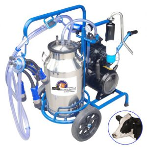 Turkish milking machine Single Bucket Single Cluster for cows