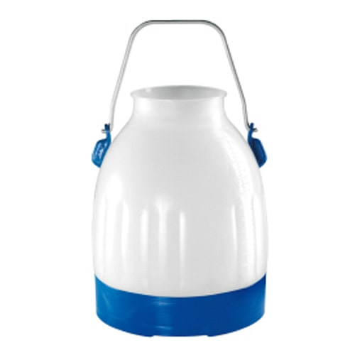 Eco bucket used for collecting milk of cows and buffaloes