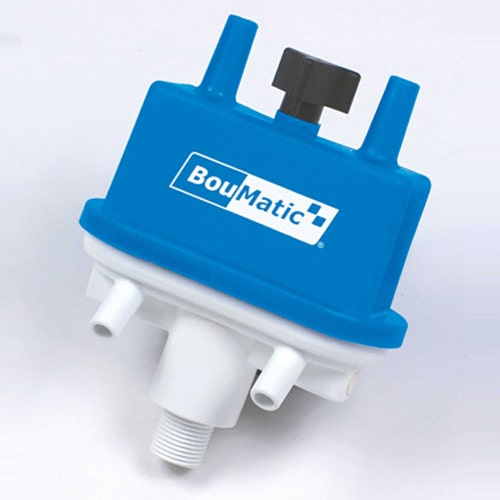 Buy online BouMatic HiFlo Evolution Pulsator for reliable pulsation for complete milking.