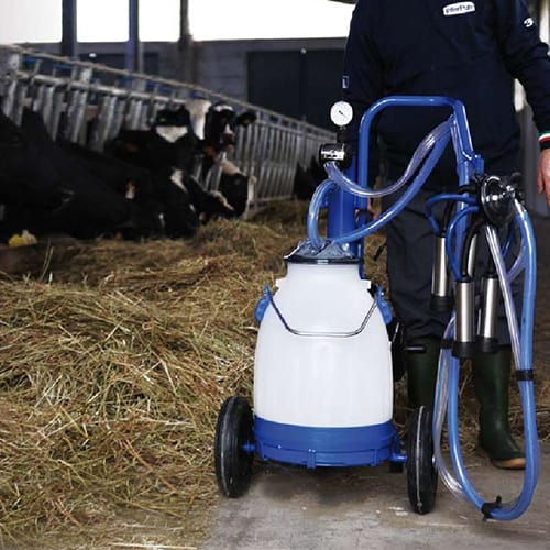 Benefits of Mobile Milking Machines